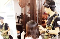 milieu hairstudio 久高 健太郎